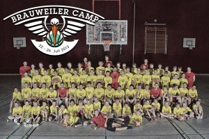 Brauweiler Camp supported by AND1 Germany